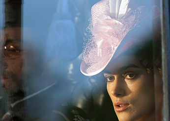 Keira Knightley is Anna Karenina in the 2012 film version of the novel.