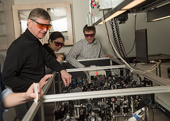 Center for Molecular Quantum Transduction