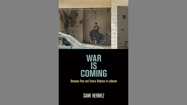 "The cover of the book ""War is Coming"""