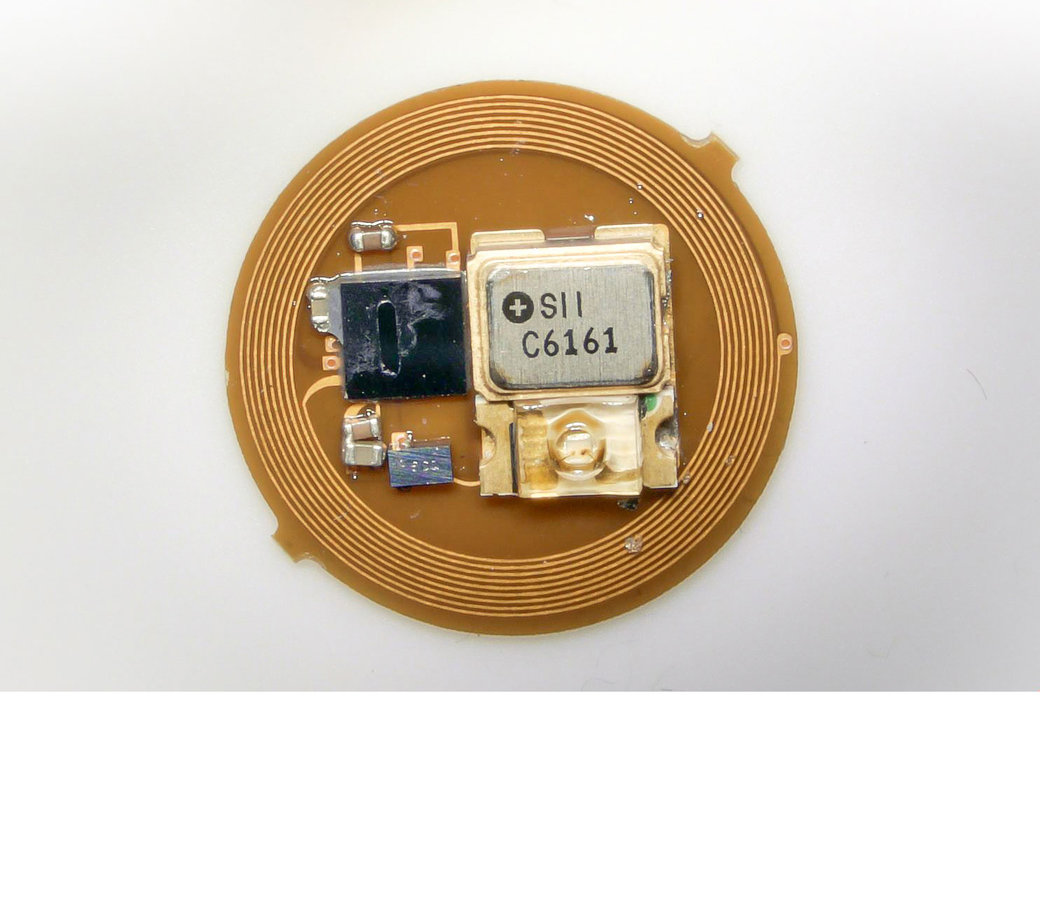 UV Sense - inner electronics