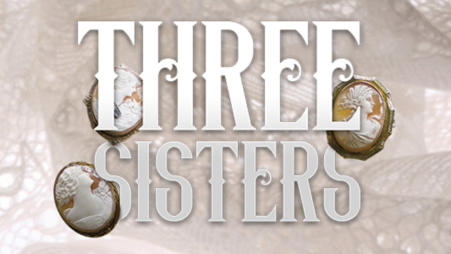 "Promotional illustration for ""Three Sisters"""