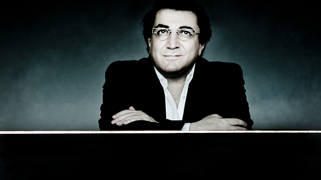 Sergei Babayan opens the American Liszt Festival at Bienen April 27