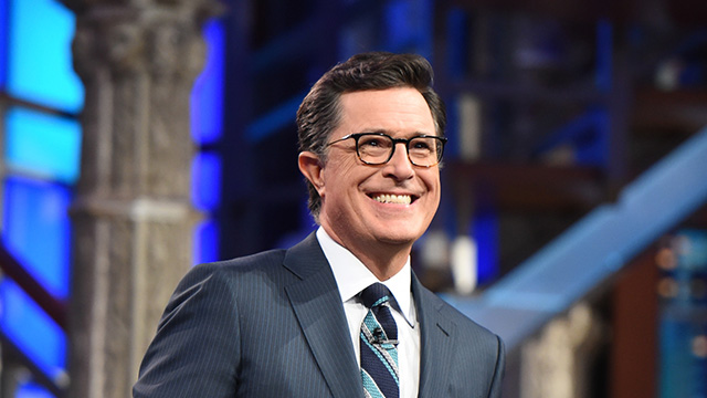 Northwestern alumnus Stephen Colbert to host 'A Starry Night' fundraiser April 21