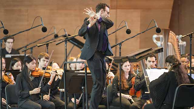 New Music 2020 Bienen School's Institute for New Music announces 2019 2020 season