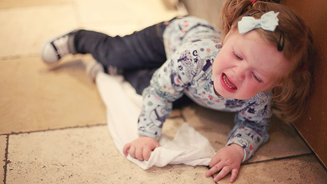 toddler speech delays and temper tantrums