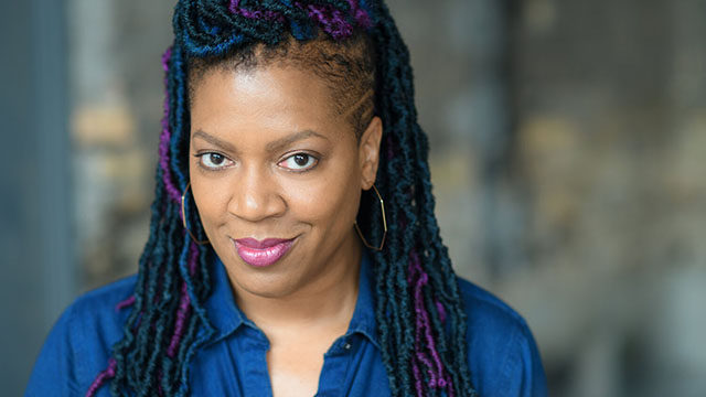 Lili-Anne Brown is a director, actor and educator from Chicago.